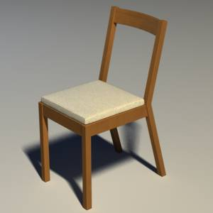 【Chair04】無印良品の椅子 | Creative Market